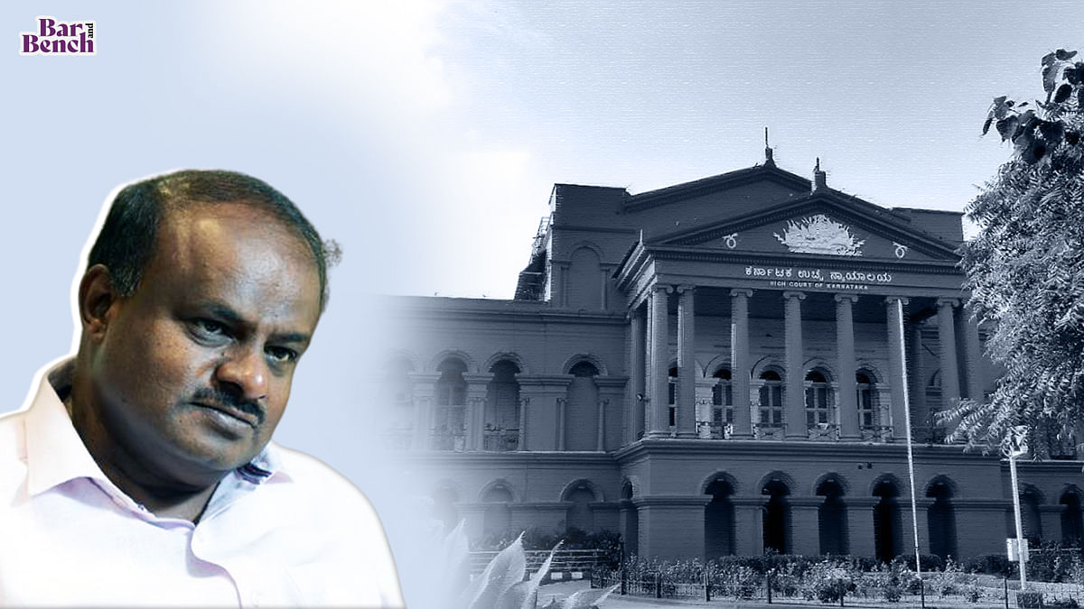 Even ex-Chief Minister HD Kumaraswamy could not secure hospital bed after testing positive for COVID-19: Lawyer tells Karnataka High Court