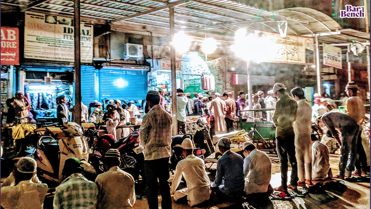 No gathering can be permitted at Nizamuddin Markaz mosque in view of prohibition on congregations due to COVID19: Centre tells Delhi High Court