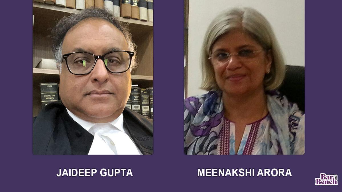 [Suo motu case on COVID-19] Jaideep Gupta, Meenakshi Arora appointed Amicus Curiae by Supreme Court after Harish Salve's recusal