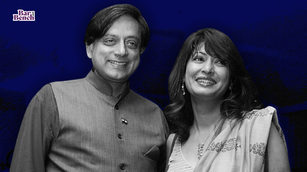 Sunanda Pushkar Death Case Against Shashi Tharoor: A Timeline Of Events