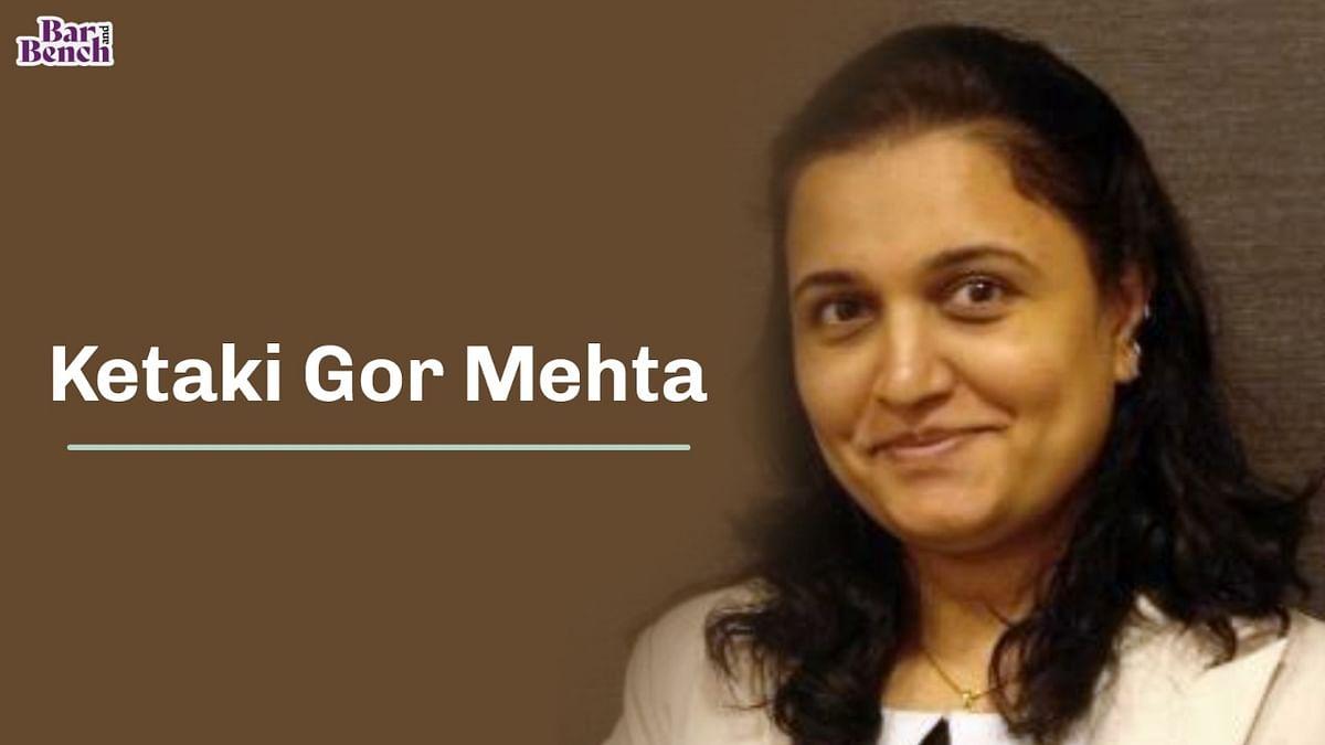 Cyril Amarchand Mangaldas hires Ketaki Gor Mehta as Partner at its GIFT City office