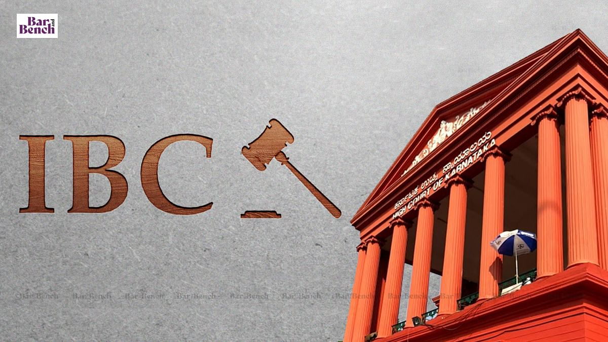 IBC has overriding effect over State Act: Karnataka High Court quashes parallel proceedings by State Govt authority against Dreamz Infra India