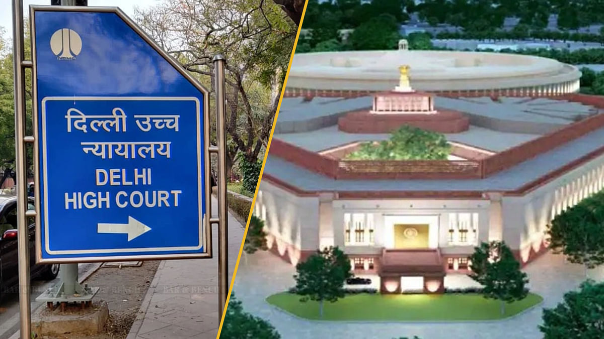 [COVID-19] Delhi High Court reserves judgment on plea to halt construction of Central Vista