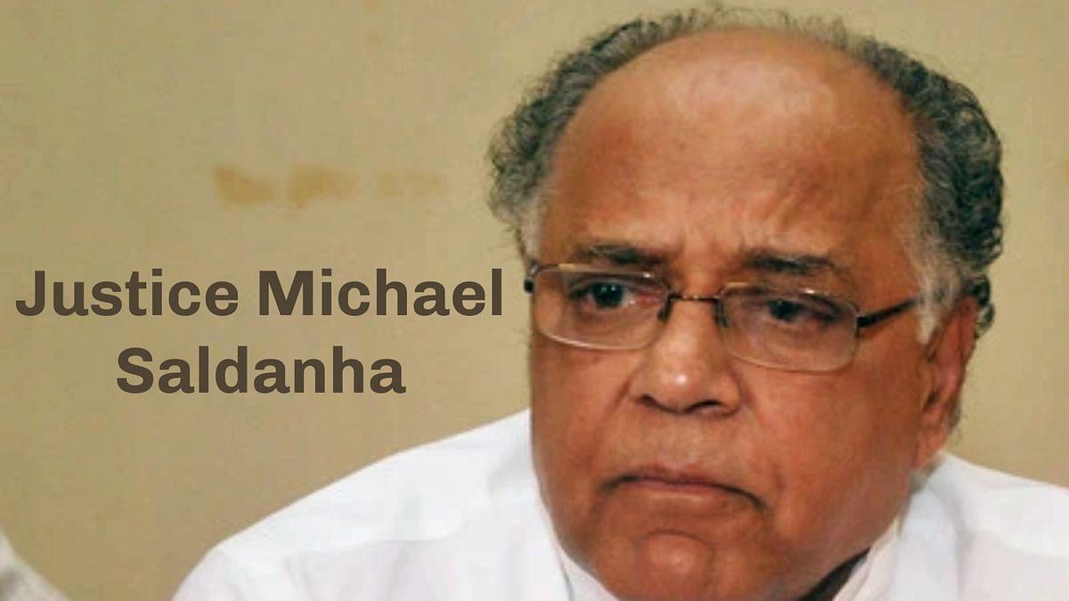 [Karnataka Lockdown] Don't terrorise citizens when they step out to get food: Retd Justice Michael Saldanha writes to AG Prabhuling Navadgi