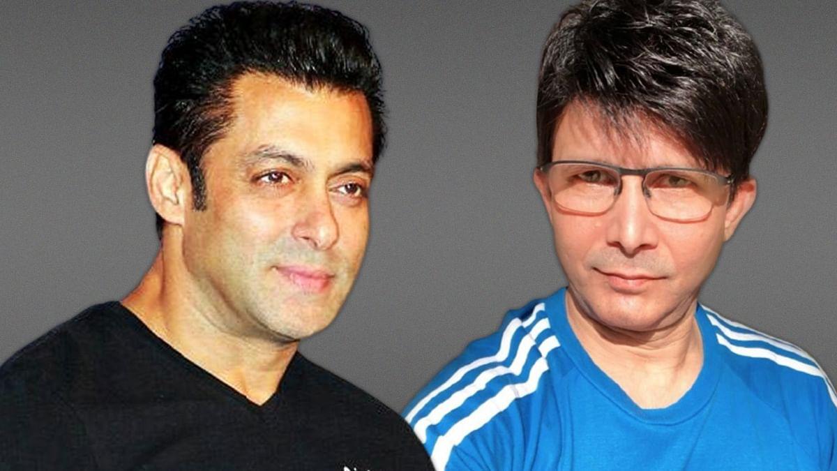 Salman Khan files Defamation Suit against Kamaal R Khan; KRS says will not make defamatory remarks against Khan till next date of hearing