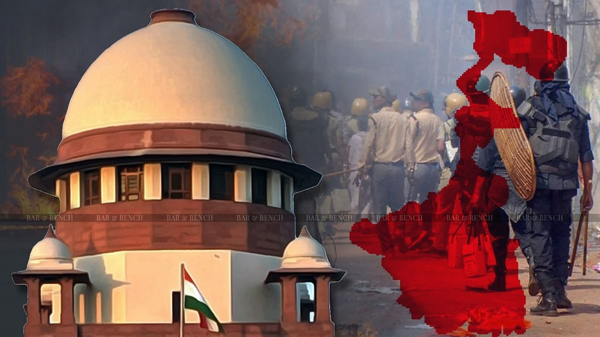 Plea in Supreme Court to direct Central government to impose President's rule in West Bengal