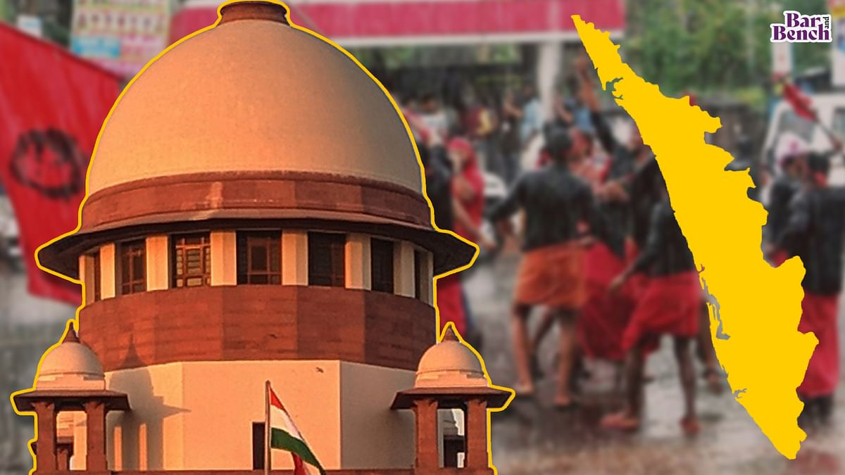 Plea in Supreme Court to halt Kerala LDF Govt public swearing-in, ban all public gatherings with more than 50 people throughout India for a month