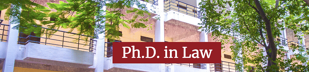 NLSIU announces Thakur Foundation PhD Scholarships in Public Health & Law