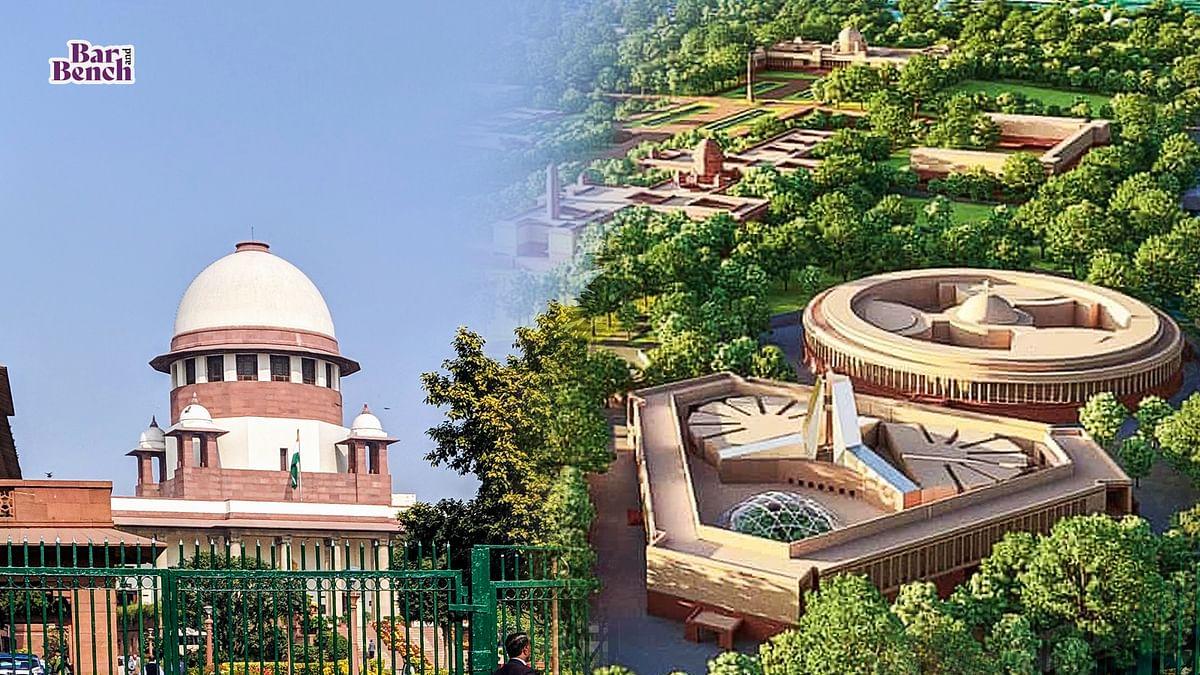 [BREAKING] Supreme Court dismisses appeal against Delhi High Court order refusing to halt Central Vista construction [READ ORDER]