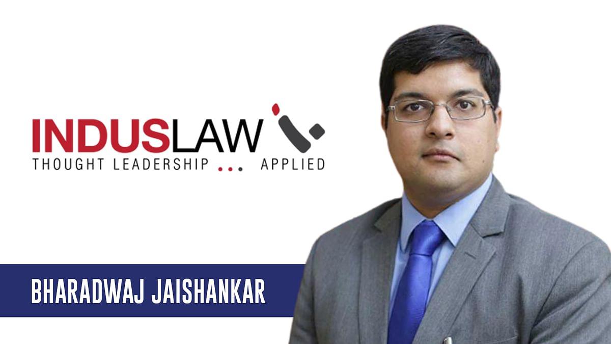 Bharadwaj Jaishankar joins IndusLaw as a Partner