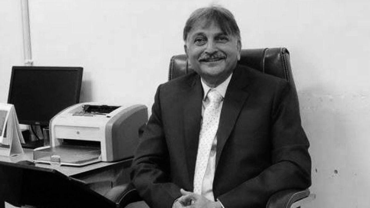 Dean of Law Faculty at Aligarh Muslim University, Prof Shakeel Samdani succumbs to Covid-19