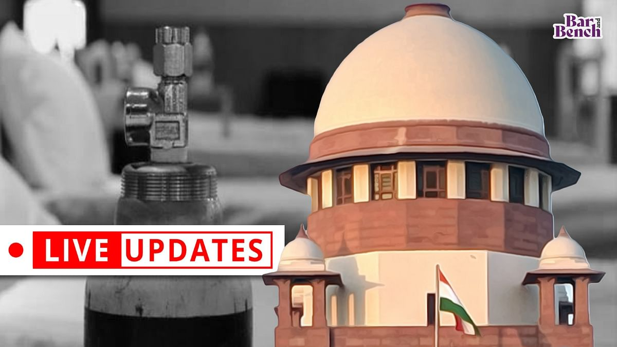 """COVID-19 crisis: """"Don't want to make it Delhi centric, looking at it from everyone's point of view:"""" Supreme Court [LIVE UPDATES]"""