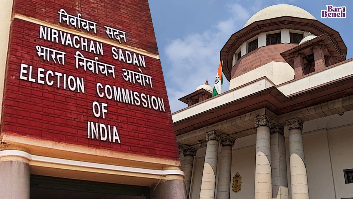 "[BREAKING] ""Don't want to demoralise High Courts, media should be allowed to report oral observations:"" Supreme Court to Election Commission"