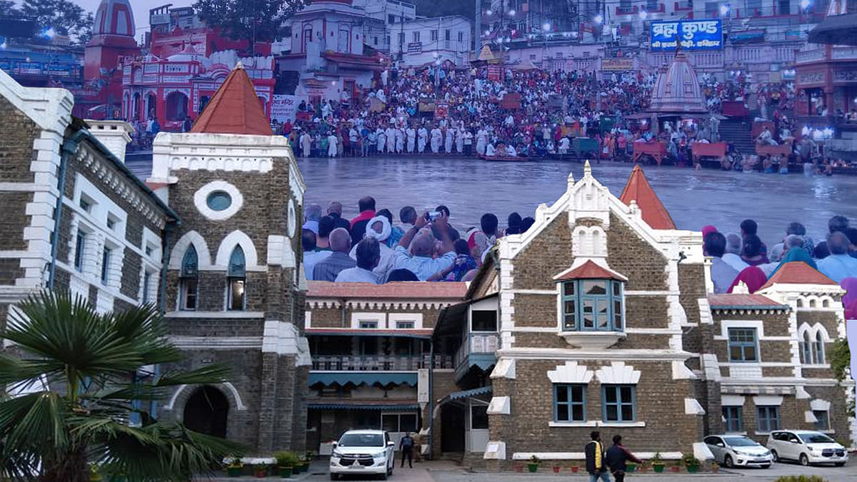 """[COVID-19] """"First we make the mistake of holding Kumbh Mela, then there is Char Dham; Why do we repeatedly embarrass ourselves?:"""" Uttarakhand HC"""