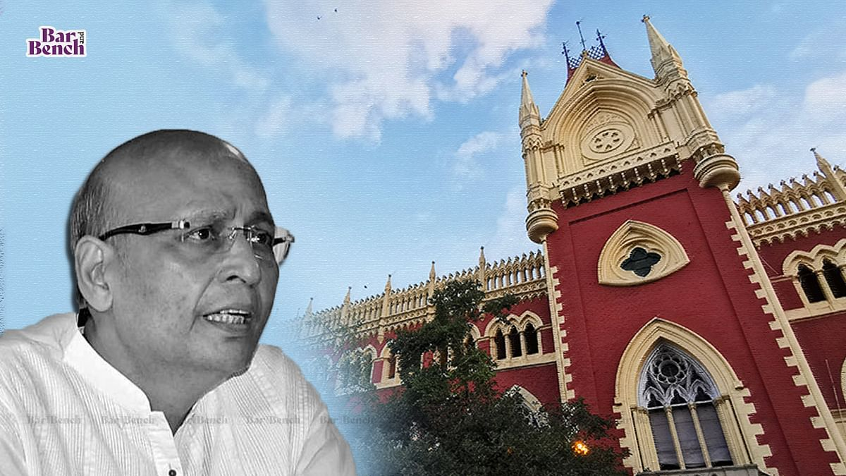 """[Narada case] """"No court in India can give an order canceling bail without notice to the accused:"""" Abhishek Manu Singhvi to Calcutta High Court"""