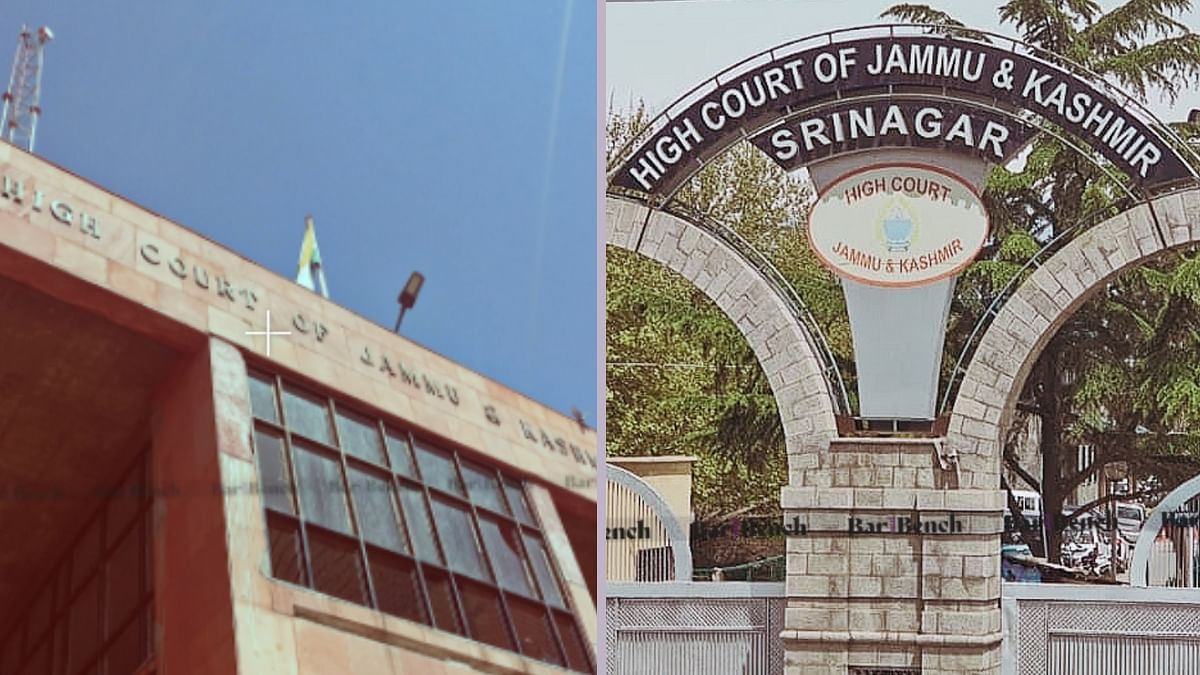 Jammu & Kashmir High Court ends practice of permitting cases related to Jammu wing being filed in Srinagar wing and vice versa
