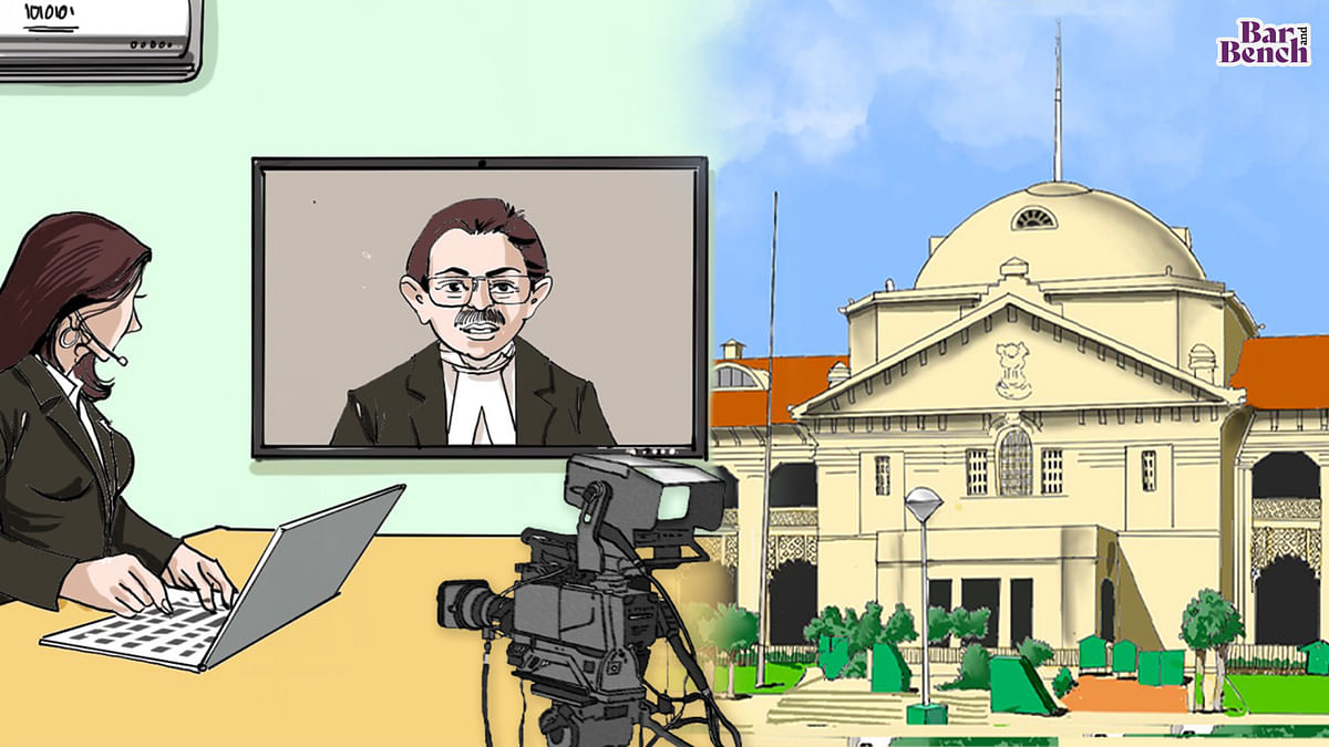 """Open Court, Open Justice:"" Journalists move Allahabad High Court for access to court rooms, VC hearings to report High Court proceedings live"