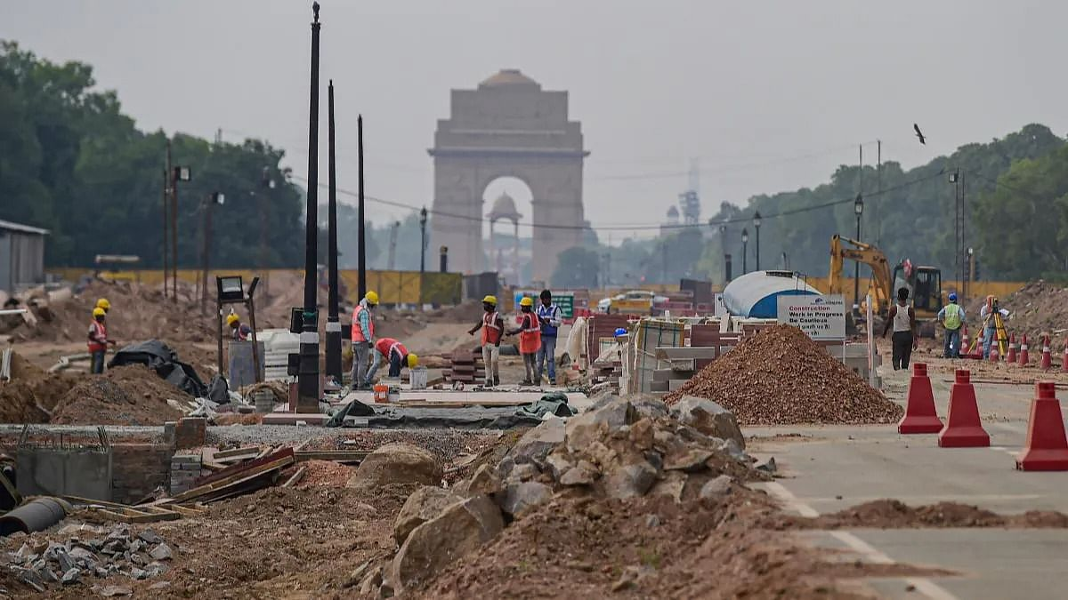 """[Central Vista] """"Matter of serious public health concern:"""" Appeal in Supreme Court against Delhi High Court judgment allowing construction"""