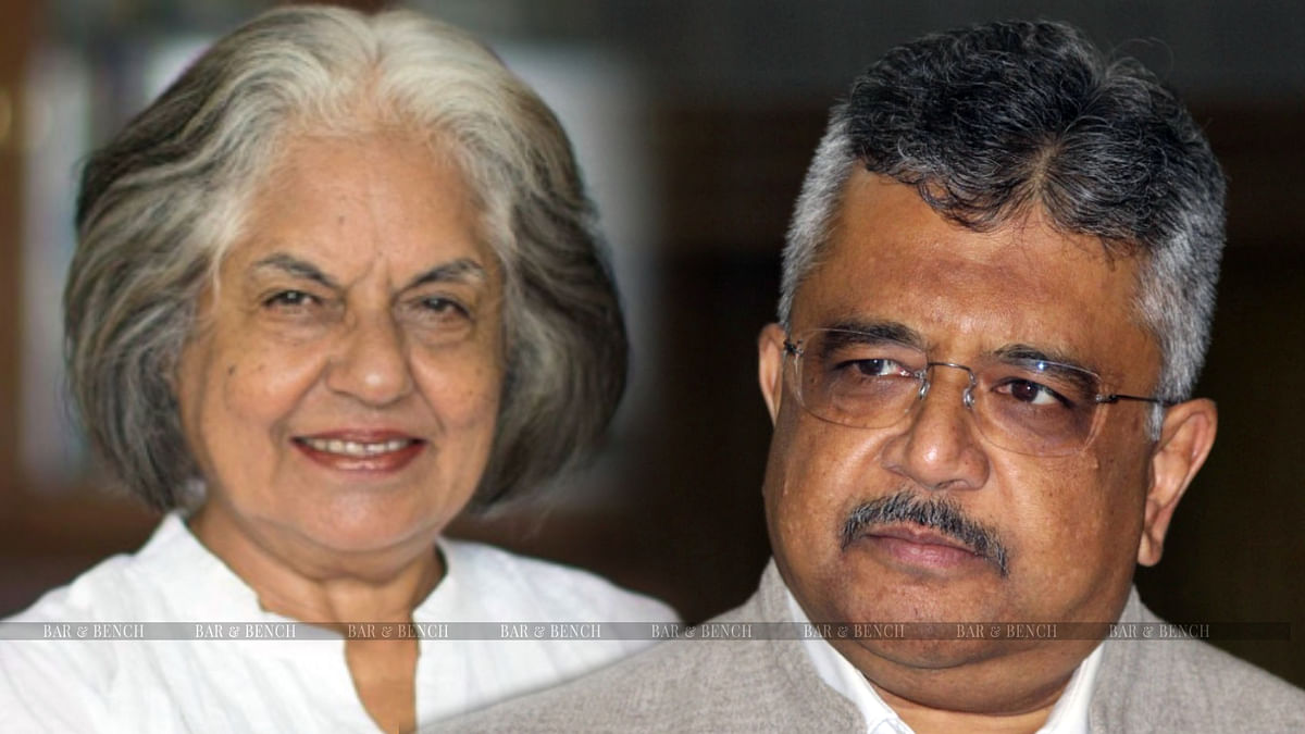 [BREAKING] SG Tushar Mehta appears for Goa in appeal against Tarun Tejpal acquittal; objects to lower court observations against Indira Jaising