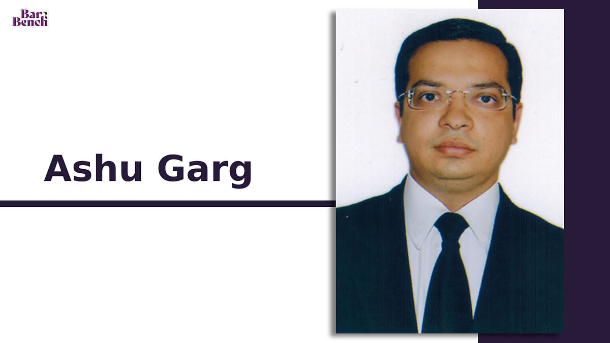 NGT Registrar General Ashu Garg succumbs to COVID-19
