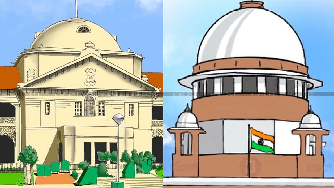 [BREAKING] Supreme Court stays Allahabad High Court order which ruled fear of death due to COVID is ground for anticipatory bail