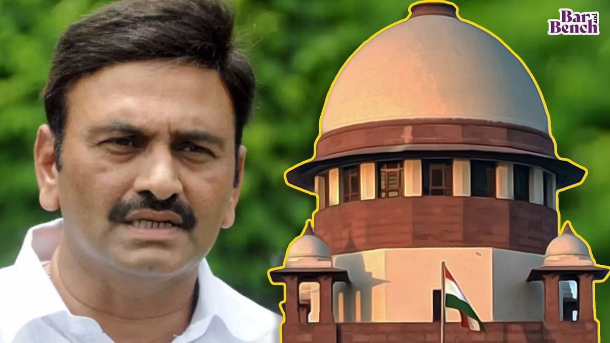 "YSR Congress MP Kanumuri Raghurama Krishnam Raju moves Supreme Court seeking bail in sedition case, alleges ""indiscriminate beating"" by Police"