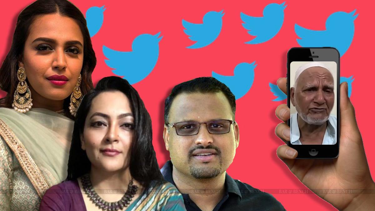 Police complaint filed in Delhi against Swara Bhasker, Arfa Khanum, Twitter MD Manish Maheshwari