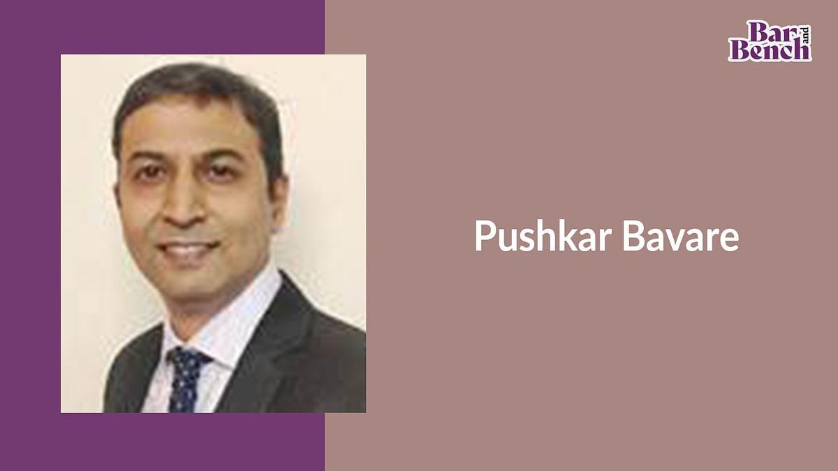 Desai Diwanji lawyer Pushkar Bavare joins Link Legal as Associate Partner