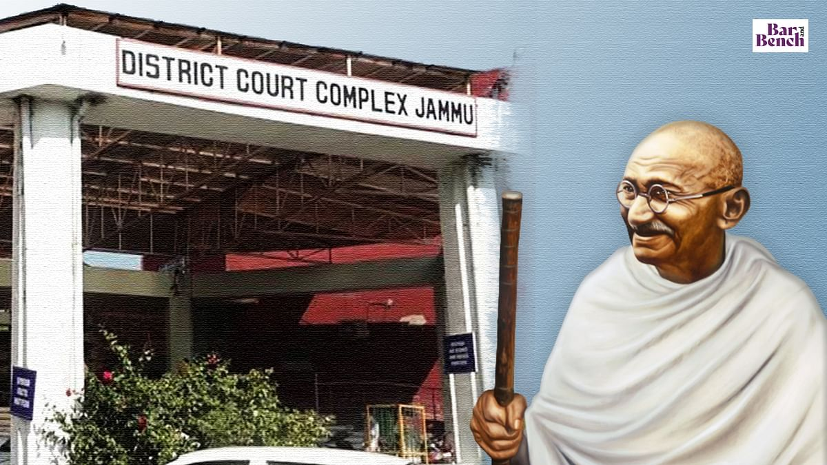 Jammu & Kashmir court rejects bail to man accused of promoting religious enmity for speech about Mahatma Gandhi Assassination