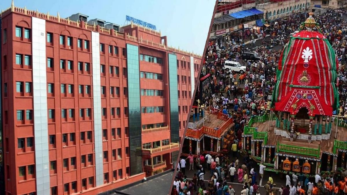 Country barely recovering from COVID-19 second wave: Orissa High Court dismisses pleas for conduct of Rath Yatra in places other than Puri