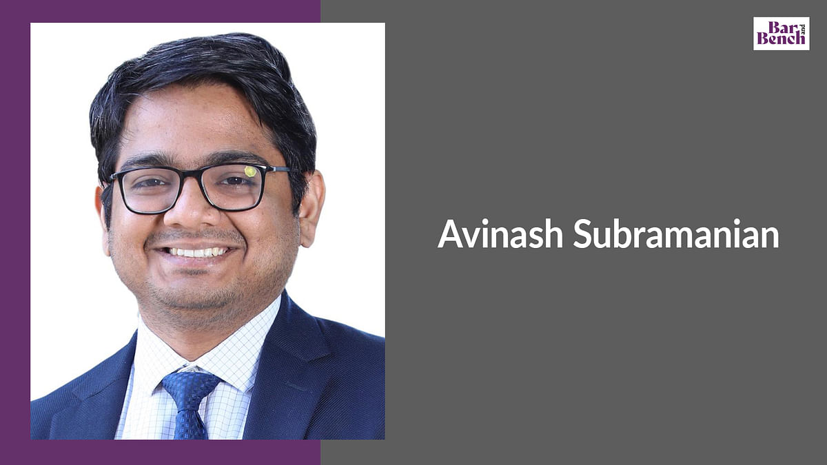 Avinash Subramanian joins AZB as a Partner from L&L