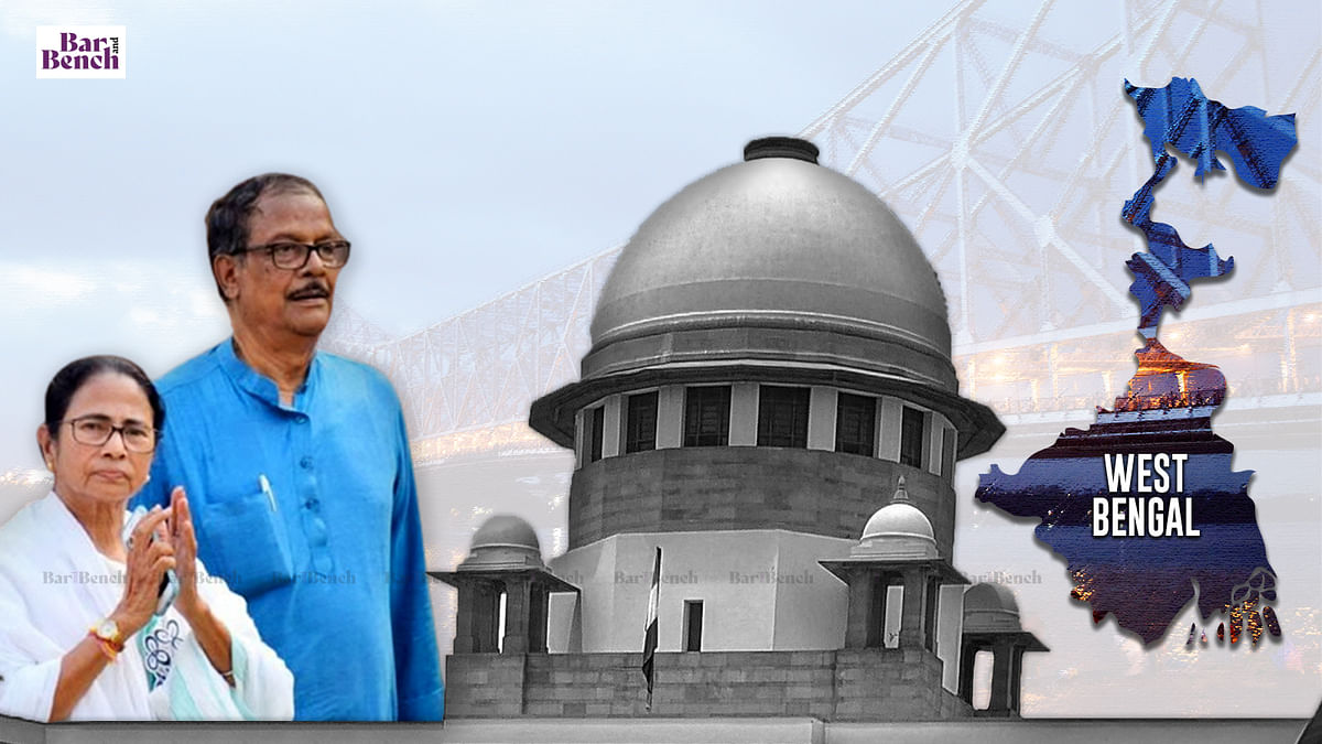 [Narada Case] Supreme Court requests Calcutta High Court to defer hearing by two days in view of appeal in SC by State Govt, Law Minister