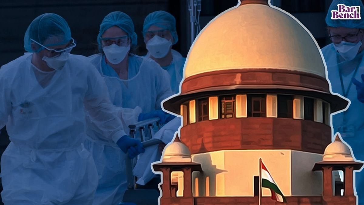 Supreme Court refuses to entertain plea by Resident PG doctors for cancellation of final year exams