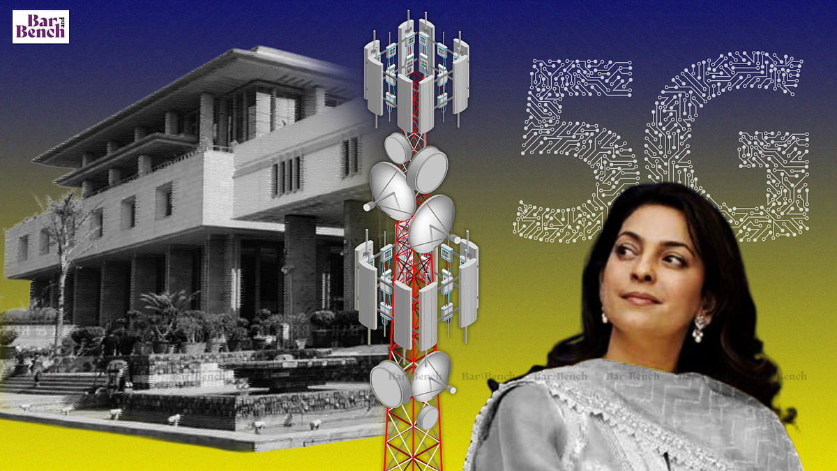 Juhi Chawla withdraws plea before Delhi High Court in relation to judgment on 5G rollout