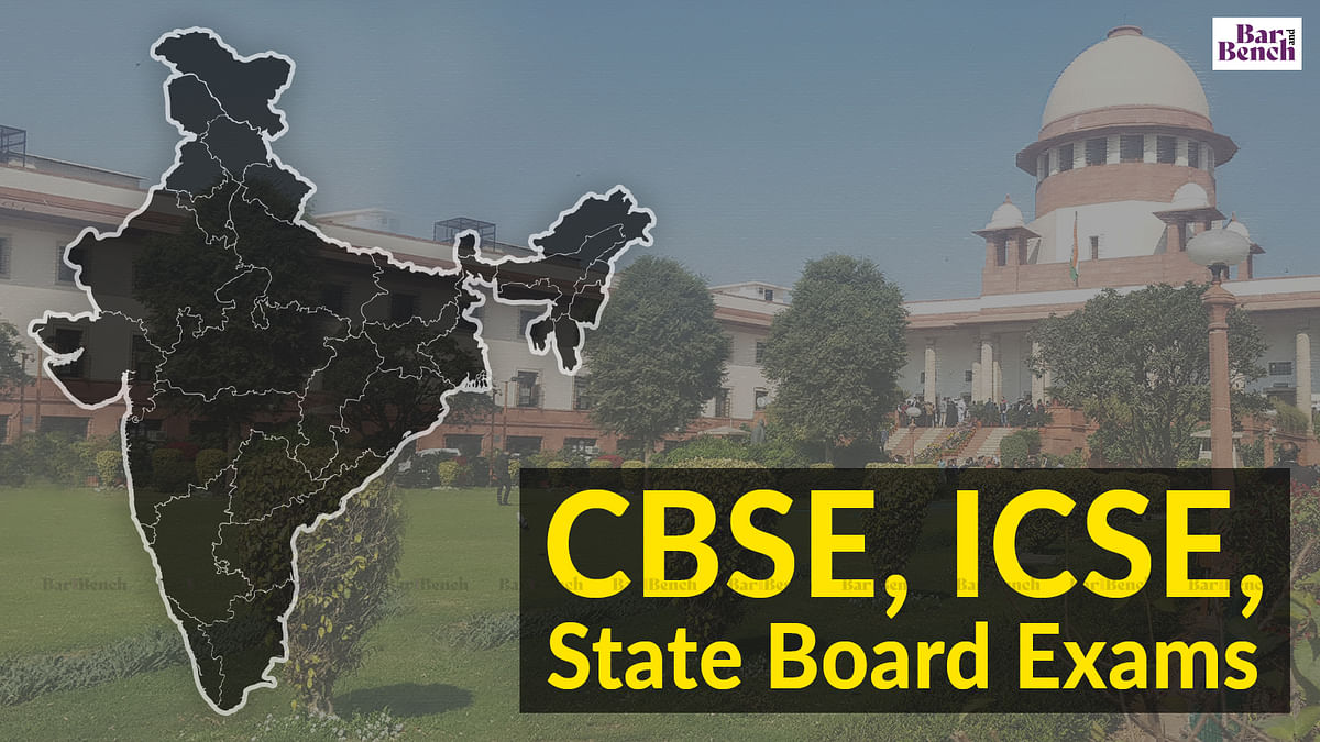 State Board exams: Supreme Court hears plea to cancel Class 12 exams amid COVID [LIVE UPDATES]