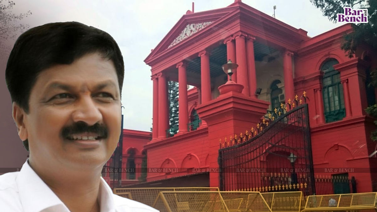 [Ramesh Jarkiholi Sex Scandal] Karnataka High Court to look into legality of investigation conducted by SIT in absence of lead officer