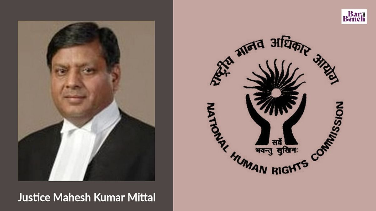 Former Chief Justice of Jammu & Kashmir High Court Justice Mahesh Mittal Kumar joins as NHRC member