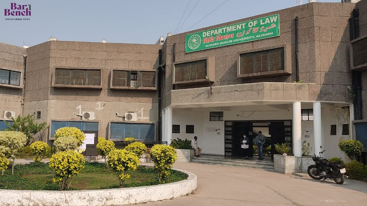After student protests and BCI Expert Committee report, AMU Faculty of Law to use take-home assignments instead of online viva