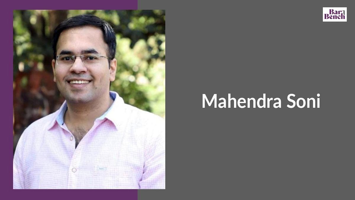 In Conversation with Mahendra Soni, NLIU Bhopal
