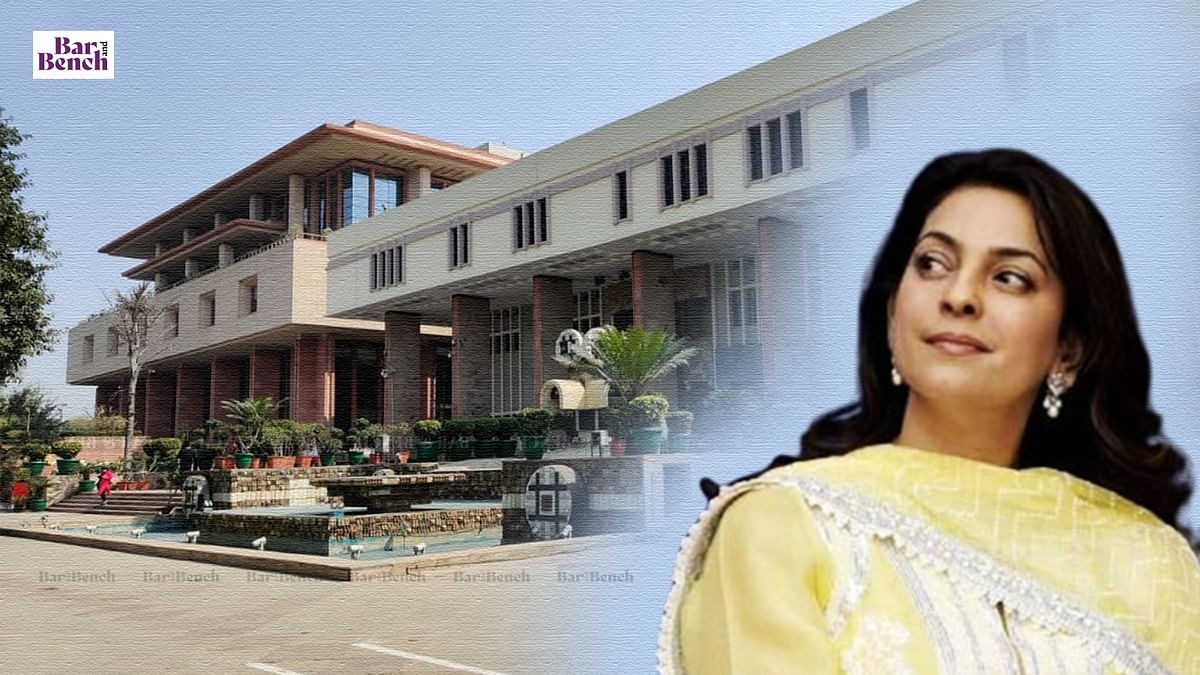 Fanboy sings Juhi Chawla movie songs during hearing of plea by Chawla against 5G rollout; Delhi High Court calls for contempt of court