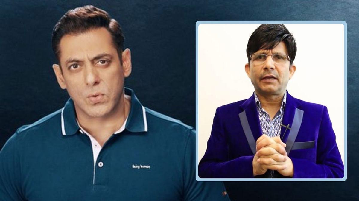 "Salman Khan seeks contempt action against Kamaal R Khan for continuing ""defamatory remarks"" despite undertaking in Mumbai Court"