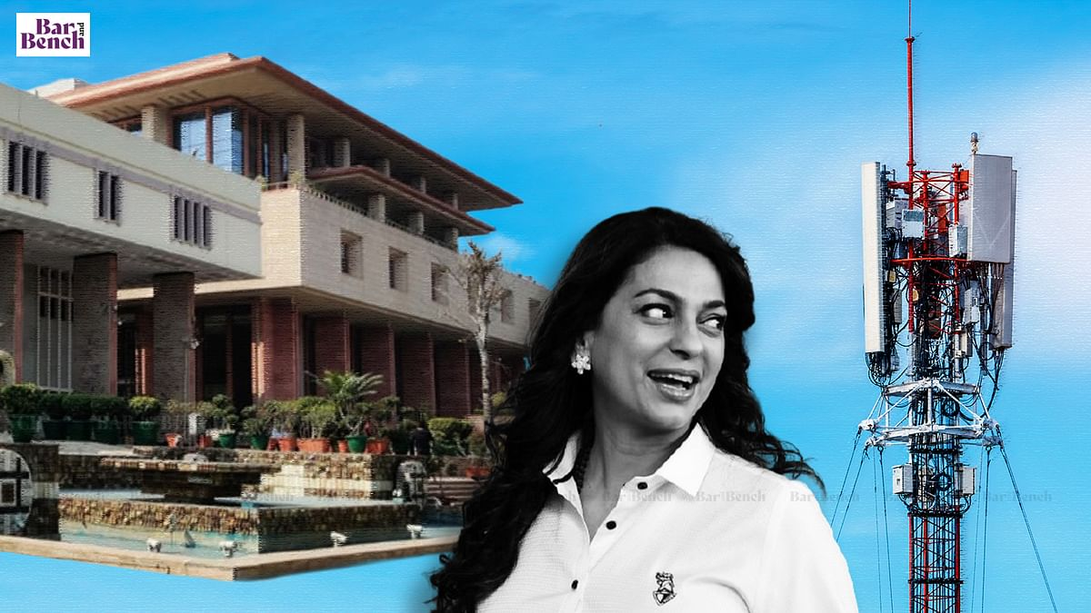 Did the Delhi High Court have jurisdiction under CPC to impose costs of Rs 20 lakh in Juhi Chawla's suit?