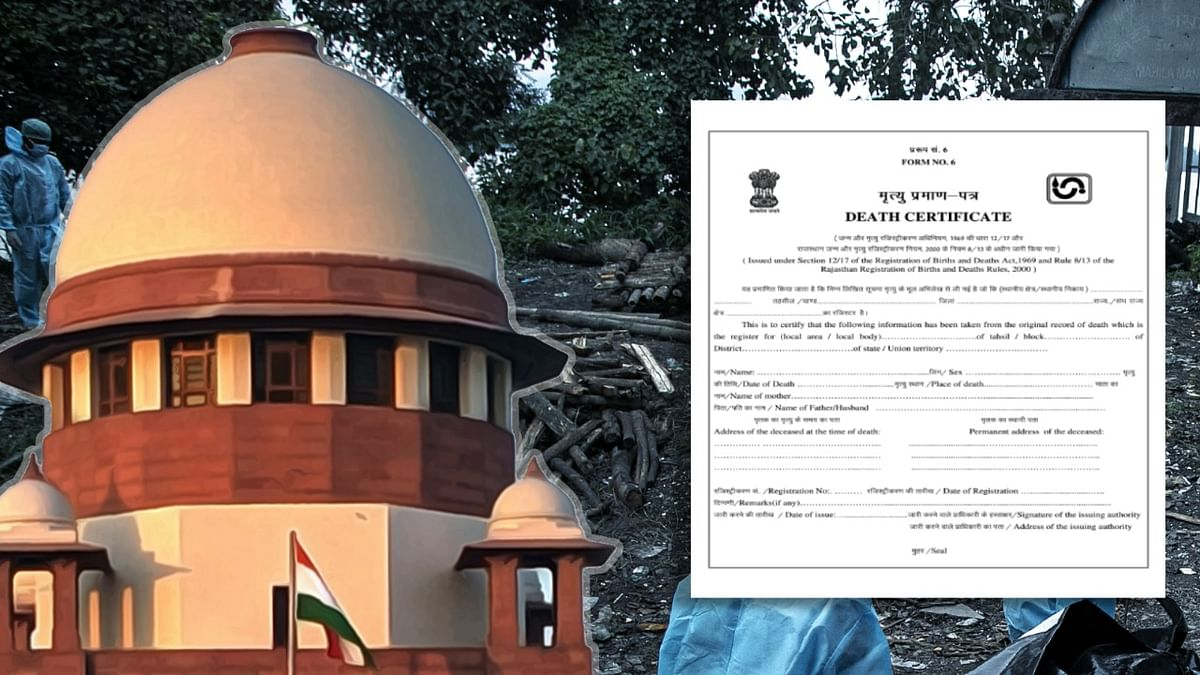 All deaths with COVID-19 diagnosis, irrespective of co-morbidities, are to be classified as deaths due to COVID-19: Central govt to Supreme Court