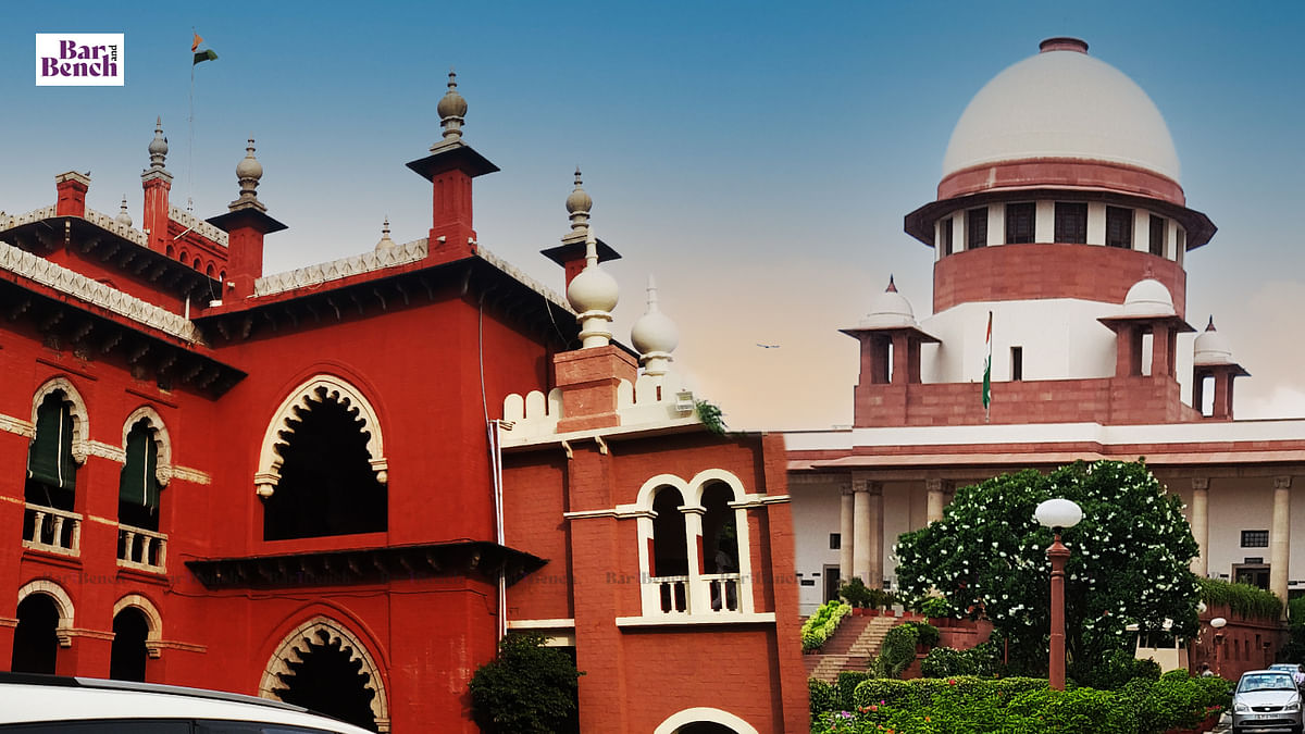 """""""You obtain leave of Supreme Court, else this should stop:"""" Madras High Court on Tamil Nadu decision to assess NEET impact on socially deprived"""