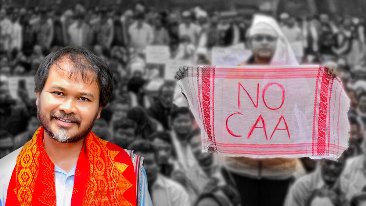 """""""Speech contained sharp criticism of CAA but no incitement to violence:"""" Special Court discharges Akhil Gogoi in UAPA case for anti-CAA protests"""