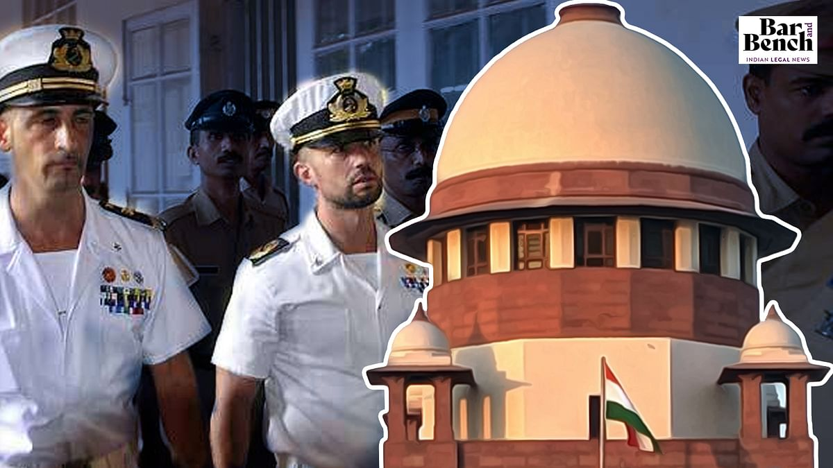 [BREAKING] Supreme Court closes all proceedings in India against Italian marines after payment of Rs. 10 crore compensation by Italy
