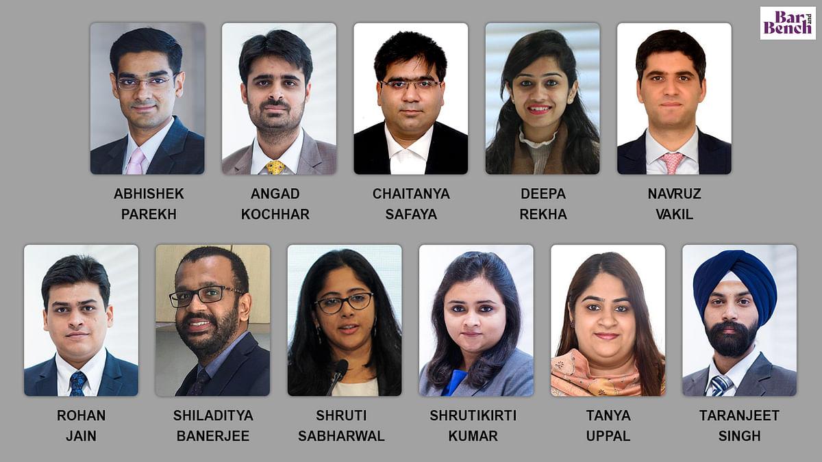 Shardul Amarchand Mangaldas makes 11 Partners