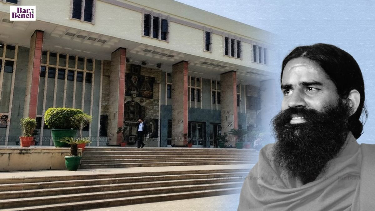[Baba Ramdev Coronil case] Making profit is not a wrongful act: Delhi High Court