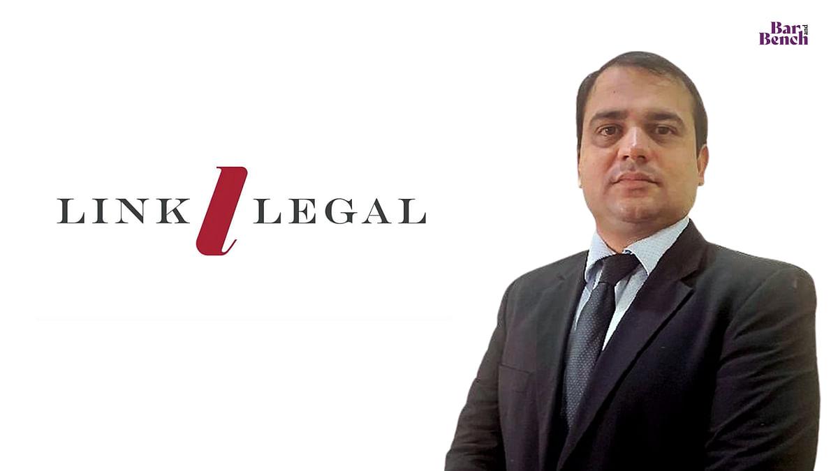 Pradnesh Warke joins Link Legal as Associate Partner