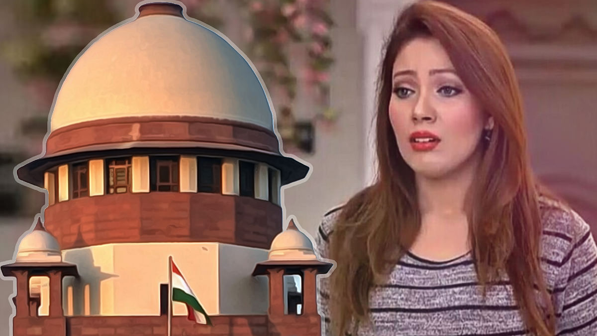 "Supreme Court stays 5 out of 6 FIRs registered against actor Munmun Dutta for using casteist slur ""Bhangi"" in Instagram video"